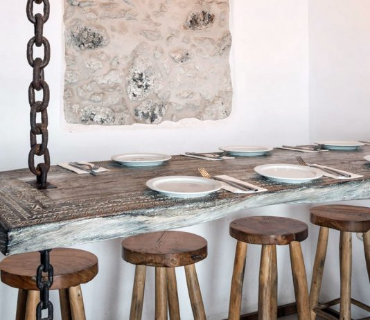 OLIVO CORSO restaurante en El Cotillo | Macaronesia Fuerteventura