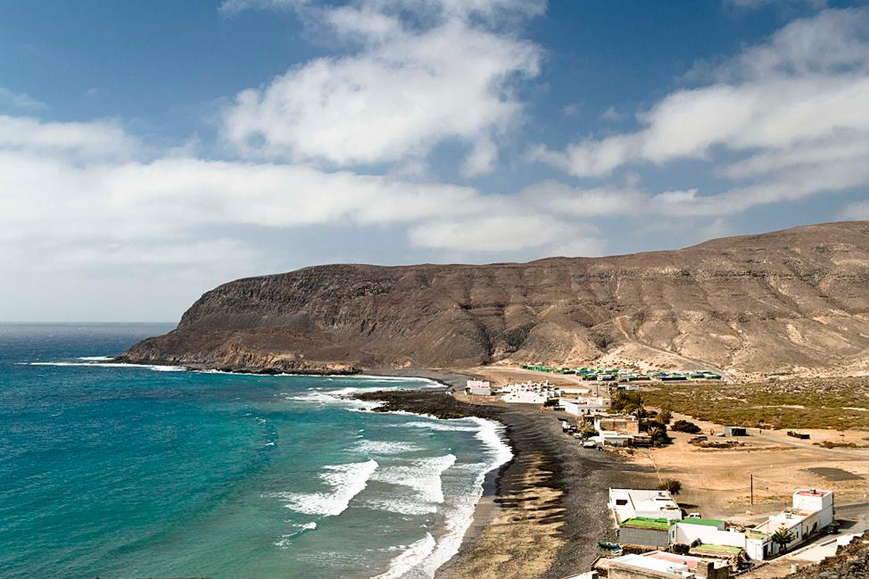 Pozo Negro, playas de Antigua   Macaronesia Fuerteventura