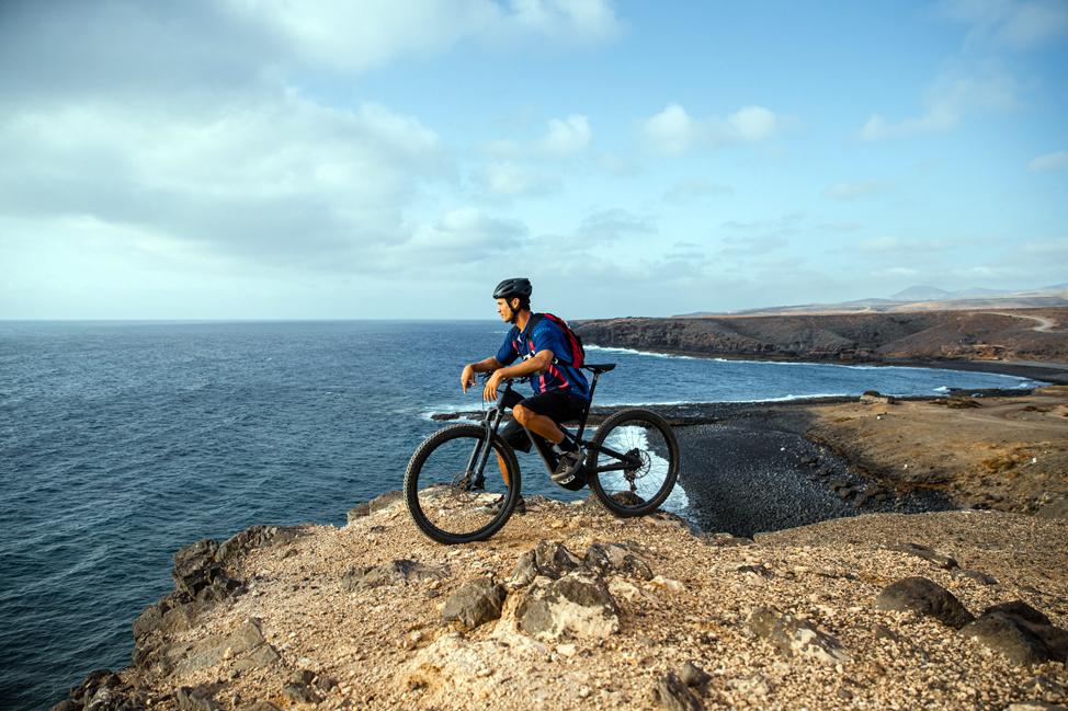 Ruta en bici Antigua | Macaronesia Fuerteventura