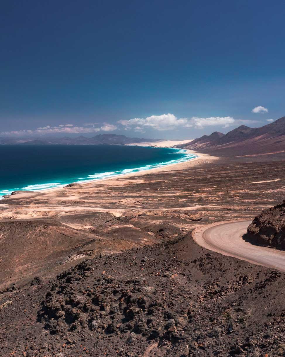 Imagenes de Cofete   Macaronesia Fuerteventura