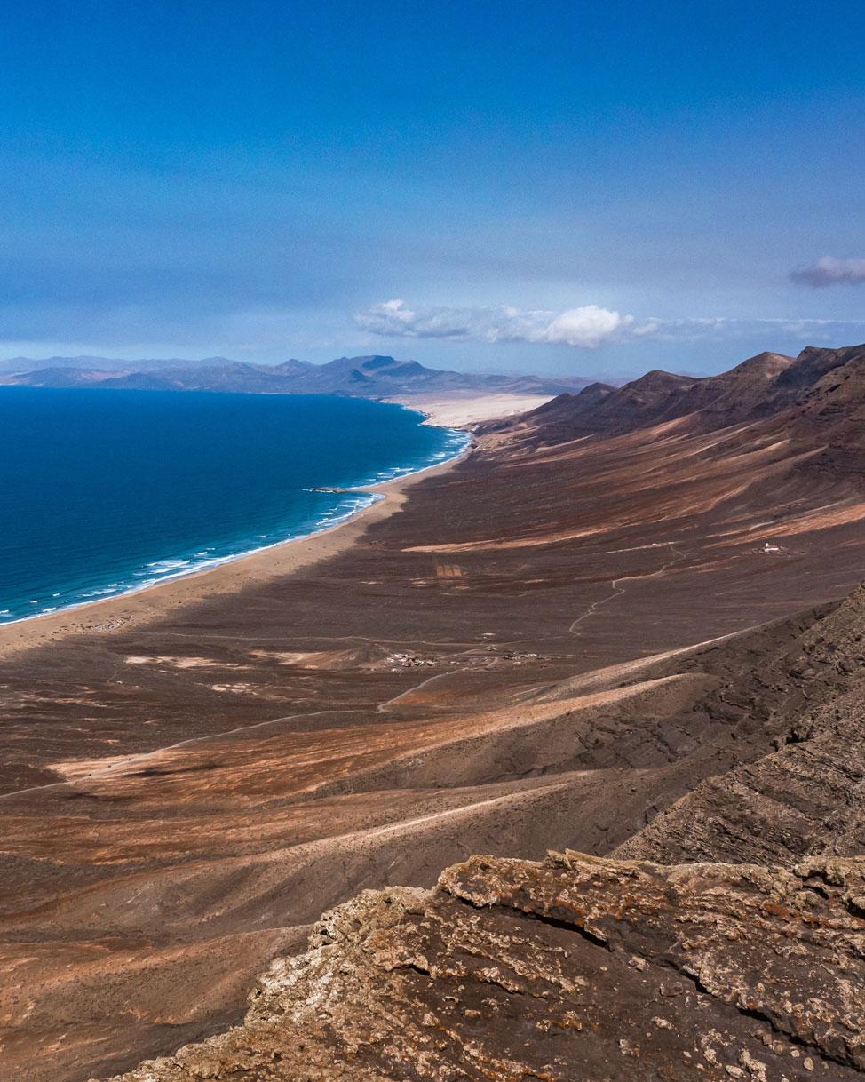 Playa de Cofete, fotografías de @Fuertevidorra   Macaronesia Fuerteventura